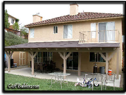 Superieur There Are Many Different Patterns To Choose From. We Build Our Patios To  Last. Heavy Duty Hardware, Saddles, Bolts And Hangers Are Always Used To
