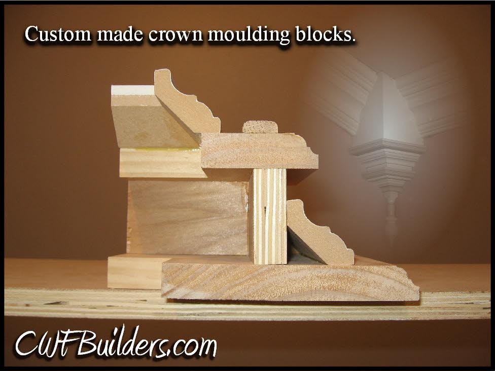 Making Crown Molding - RIDGID Forum | Plumbing, Woodworking