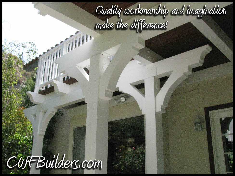 Patio Covers and Decks Santa Clarita - Christopher French