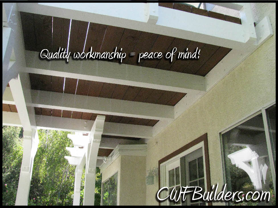 Patio Covers And Decks Santa Clarita Christopher French