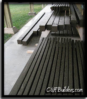 This Takes Careful Planing But In The Long Run It Saves Time. This Patio  Cover Was Built In Just One Day (excluding Time For The Footings).
