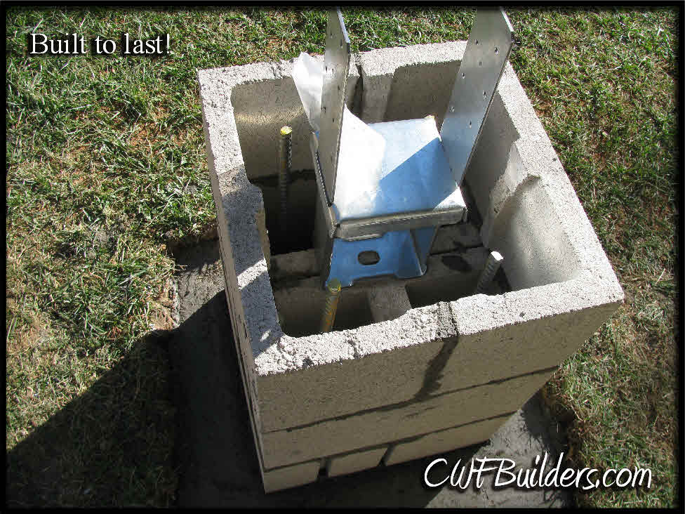 Charming ... Http://cwfbuilders.com/images/Pillar...or_a_patio.JPG