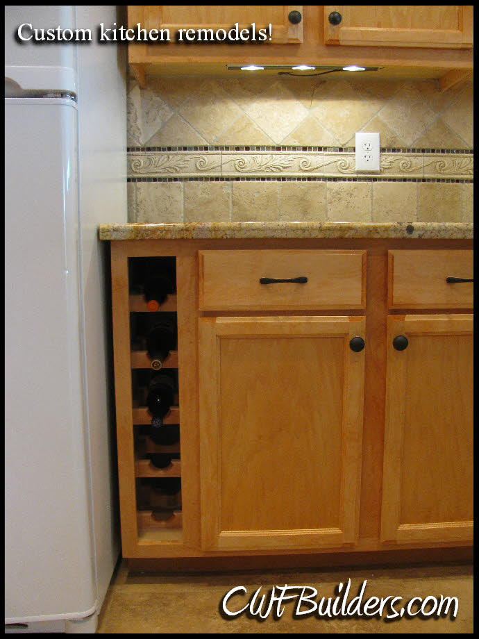 Kitchen Remodeling And Custom Cabinetry Santa Clarita CA